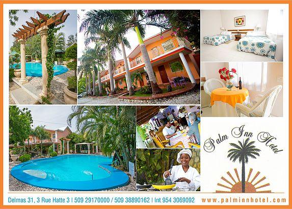 Palm Inn Hotel Haiti
